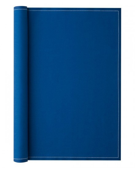 MY DRAP PLACEMAT 48X32 ROYAL BLUE