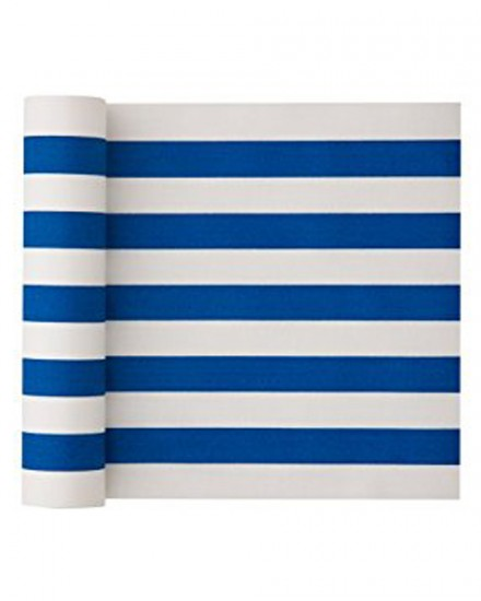 MY DRAP NAPKIN 20X20 BEACH BLUE STRIPE