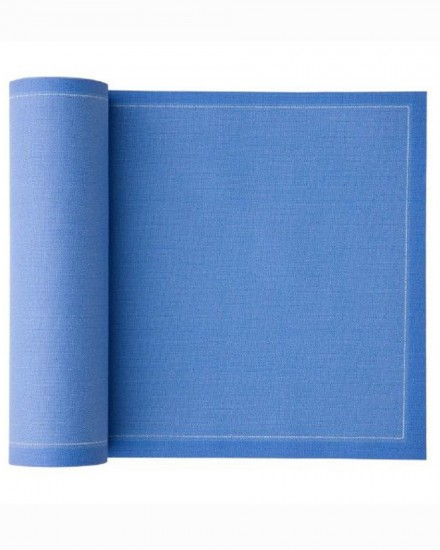 MY DRAP NAPKIN 32X32 SEA BLUE
