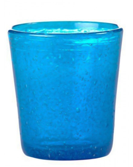 POLS POTTEN GLASS HE AZURE BLUE