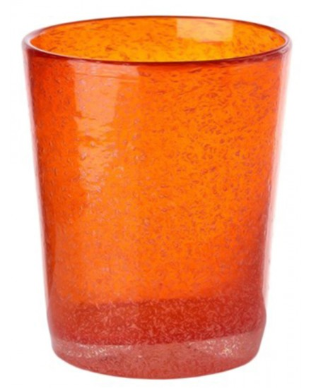 POLS POTTEN GLASS HE ORANGE