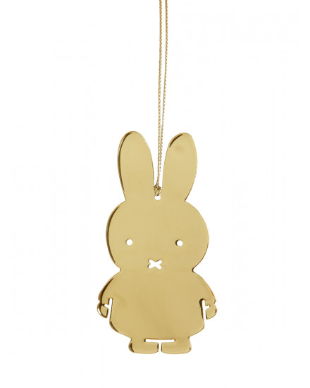 PLUTO PRODUKTER DECO MIFFY GOLD