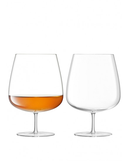 BAR CULTURE COGNAC BALLOON GLASS 900ML CLEAR X 2