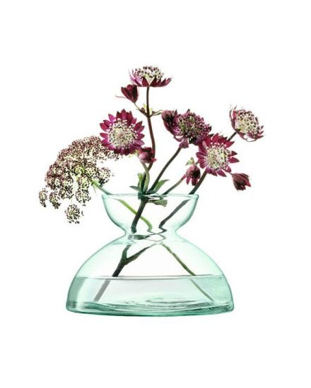 CANOPY VASE H9,5CM CLEAR
