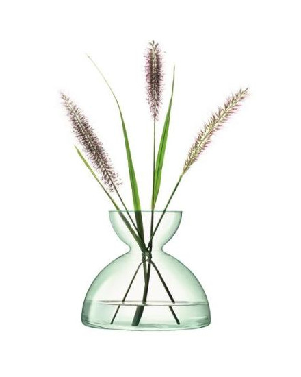 CANOPY VASE H18CM CLEAR