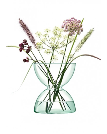 CANOPY VASE H24CM CLEAR