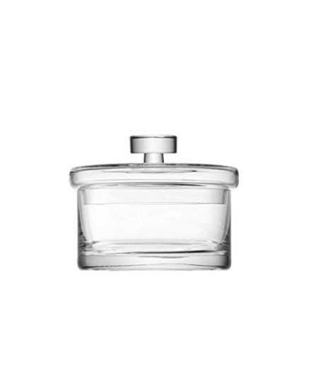 LSA CONTAINER & LID H11CM CLEAR