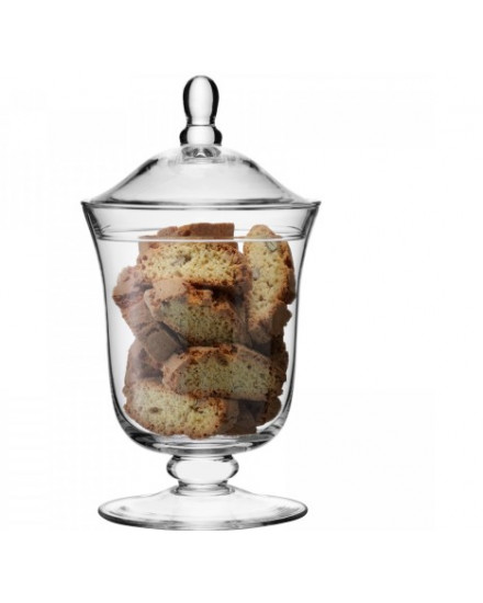 LSA SERVE BONBON JAR H25CM CLEAR