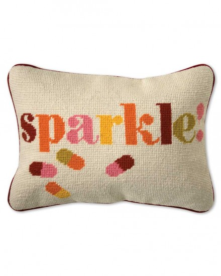 SPARKLE NEEDLEPOINT-D.20X30