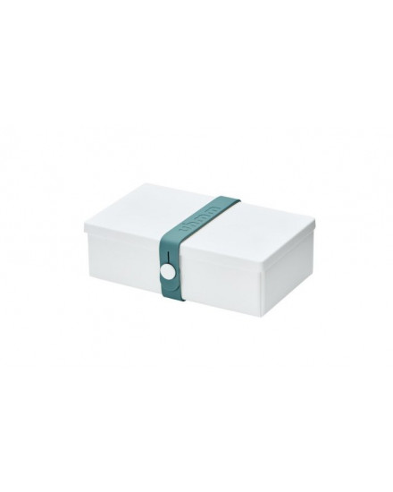 NO.01 TRANSPARENT WHITE BOX/PETROL STRAP