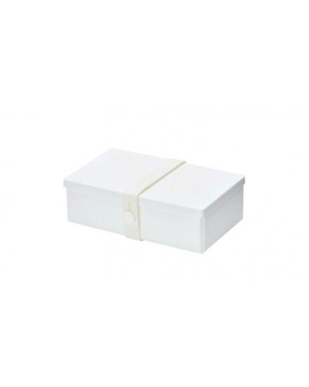 NO.01 WHITE BOX/WHITE STRAP