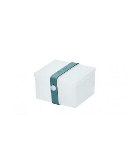 NO.02 TRANSPARENT WHITE BOX/PETROL STRAP