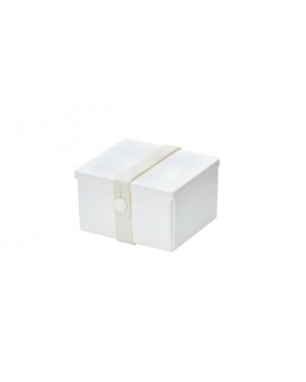 NO.02 WHITE BOX/WHITE STRAP