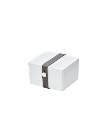 NO.02 WHITE BOX/DARK GREY STRAP