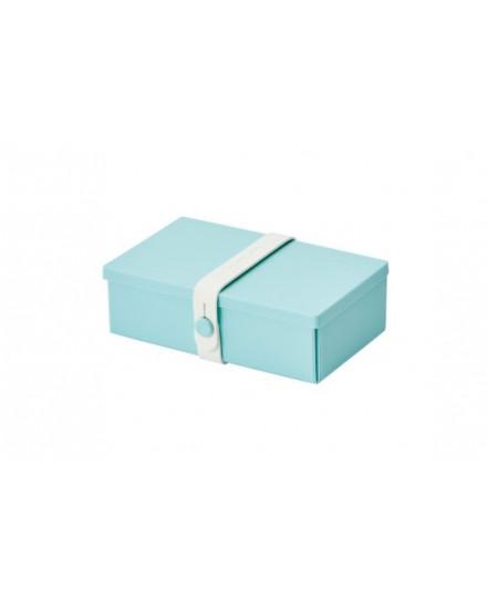NO.01 MINT GREEN BOX/WHITE STRAP