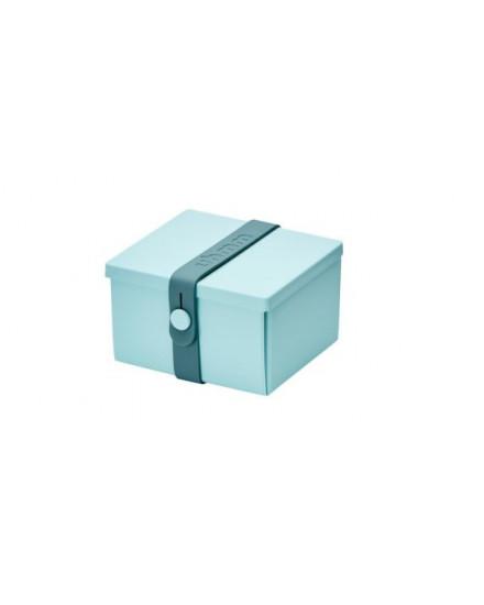 NO.02 MINT GREEN BOX/PETROL STRAP