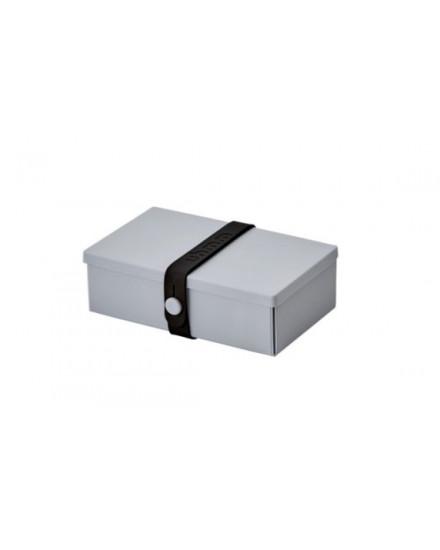 NO.01 LIGHT GREY BOX/BLACK STRAP