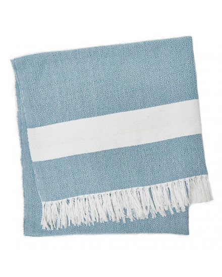 Teal Hammam Throw