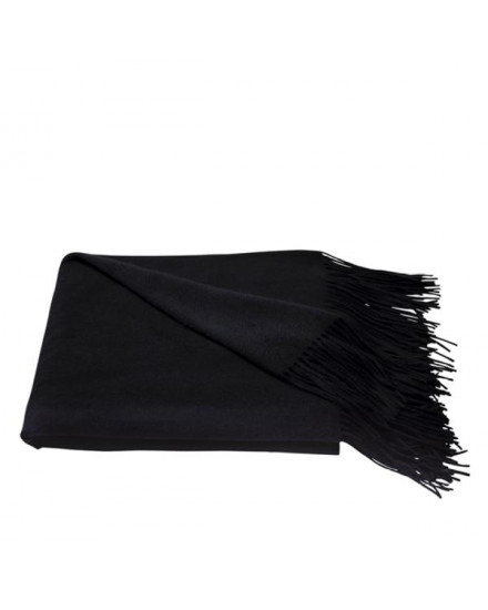 Jacques Garcia - Cashmere Throw Black