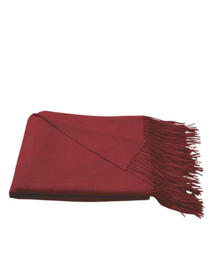 Jacques Garcia - Cashmere Throw Red