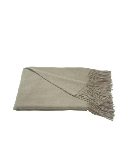 Jacques Garcia - Cashmere Throw Taupe