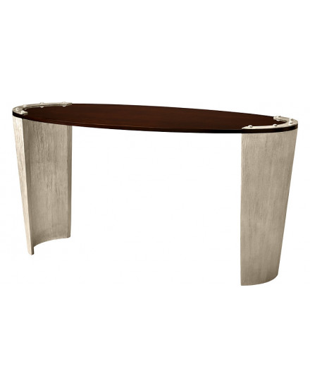 JG Kampa Oval Desk