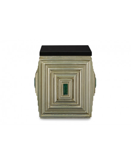 LK Jade Accent Table