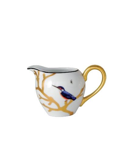 BERNARDAUD AUX OISEAUX, CREAMER 12 CUPS