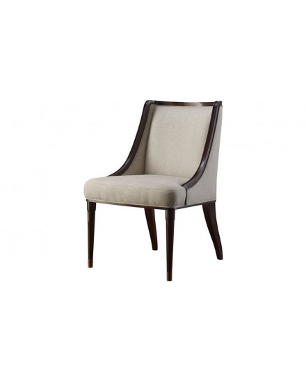 Baker Signature Dining Chair by Barbara Barry