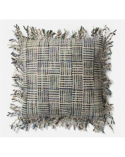 PILLOW - BEIGE / OLIVE