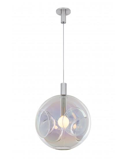 Globe Metro Pendant - Iris by Cyril Dundera