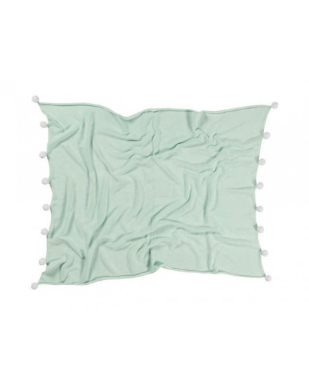 LORENA CANALS BABY BLANKET BUBBLY MINT