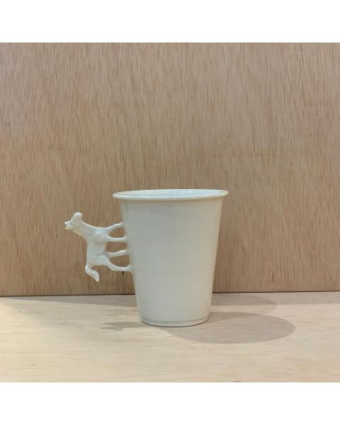 Yukiko Kitahara Coffee / Milk Cup Horse