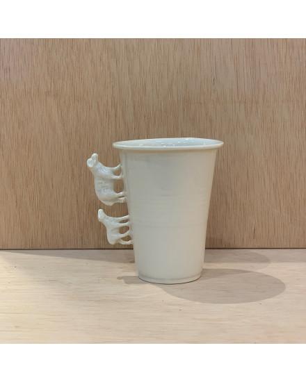 Yukiko Kitahara Coffee / Milk Cup Sheep