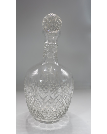 DECORAT XXL GLASS DECANTER 'CORFOU'