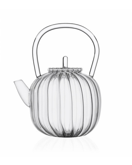 CHA NO YU TEAPOT WITH FILLER